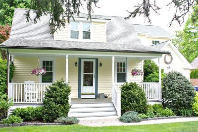 Fairfield Single Family Home For Sale: 687 Valley Road