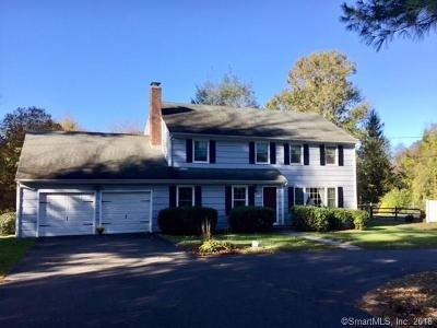 Fairfield Single Family Home For Sale: 2829 Redding Road