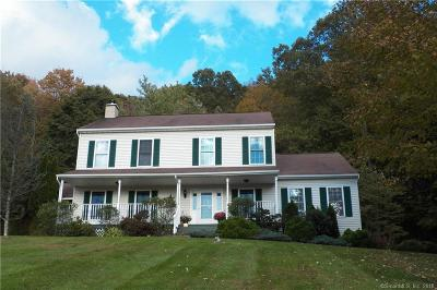 Bethany Single Family Home For Sale: 35 Pinebrook Crossing