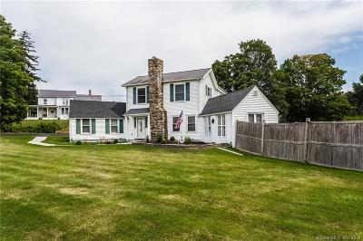 NEWTOWN Single Family Home For Sale: 1 South Main Street