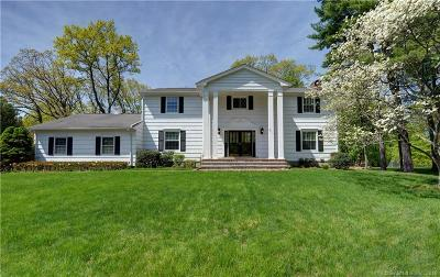 Trumbull Single Family Home For Sale: 18 Fawn Circle
