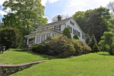 Fairfield County Single Family Home For Sale: 93 Grassy Plain Street