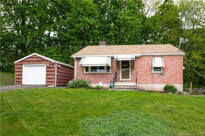 Wallingford Single Family Home For Sale: 1134 Yale Avenue
