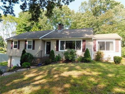 Branford Single Family Home For Sale: 63 Stannard Avenue
