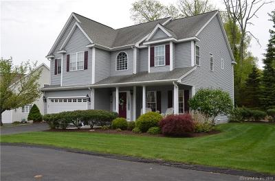 Shelton Single Family Home For Sale: 28 United Place