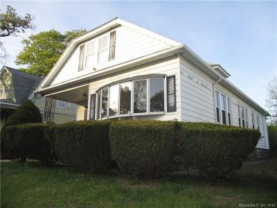 Waterbury Single Family Home For Sale: 102 Tudor Street