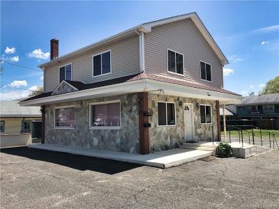 Plainville Commercial For Sale: 120 New Britain Avenue