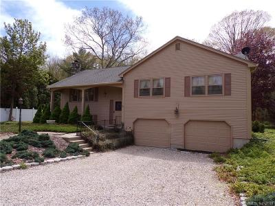 Groton Single Family Home For Sale: 249 Judson Avenue