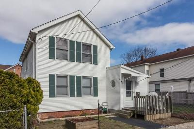 West Haven Single Family Home For Sale: 53 4th Avenue