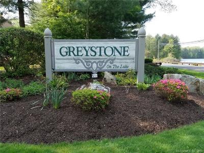 Shelton Condo/Townhouse For Sale: 3 Greystone #3
