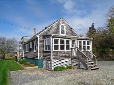 Stonington Single Family Home For Sale: 6 Walnut Street