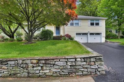 Fairfield Single Family Home For Sale: 136 Orchard Hill Lane