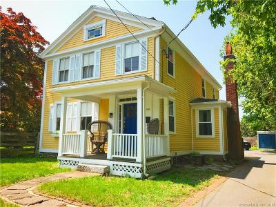Cromwell Single Family Home For Sale: 501 Main Street