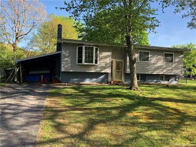 Ledyard Single Family Home For Sale: 14 Carriage Trail