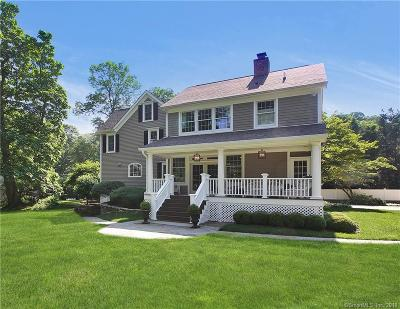 Ridgefield CT Single Family Home For Sale: $1,149,000