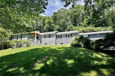 Fairfield County Single Family Home For Sale: 36 Jordan Lane