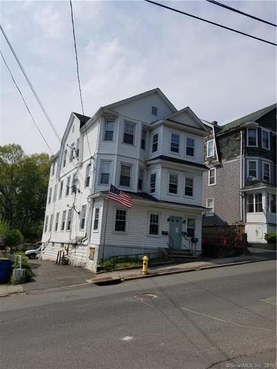 Waterbury Multi Family Home For Sale: 37 Howard Street