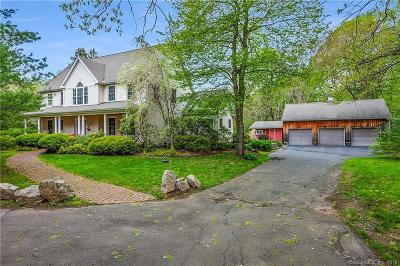 Branford Single Family Home For Sale: 106 Stony Creek Road