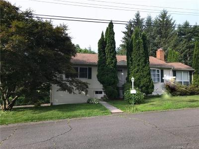 Trumbull Single Family Home For Sale: 44 Griswold Avenue
