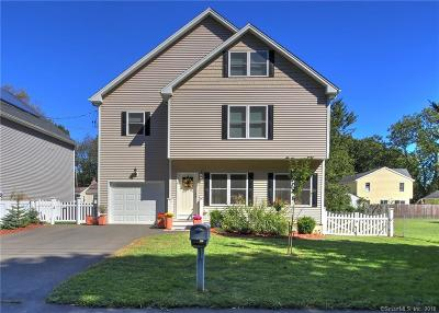 Milford CT Single Family Home For Sale: $599,900