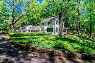 Danbury Single Family Home For Sale: 99 Long Ridge Road