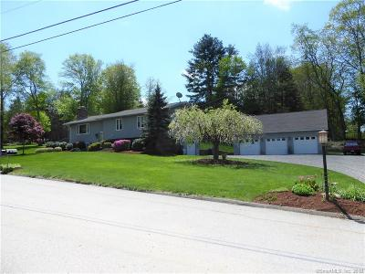 Windham County Single Family Home For Sale: 237 Highland View Drive