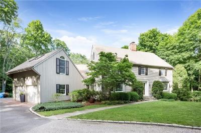 Wilton Single Family Home For Sale: 135 Cedar Road