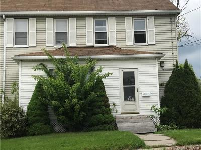 Hartford Single Family Home For Sale: 198 Burnham Street