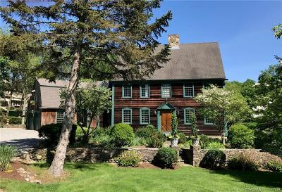 Fairfield CT Single Family Home For Sale: $1,050,000