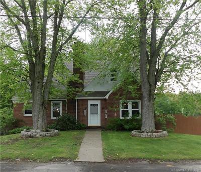 Waterbury Single Family Home For Sale: 185 Birchwood Street