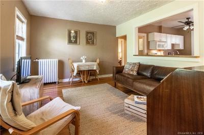 Bridgeport Condo/Townhouse For Sale: 2759 Fairfield Avenue #3