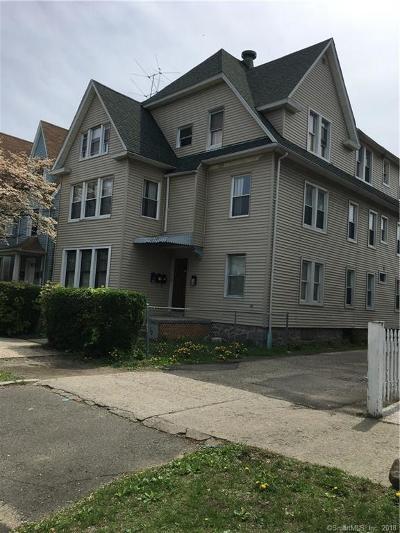 Bridgeport Multi Family Home For Sale: 1929 North Avenue