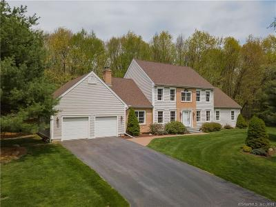 Burlington Single Family Home For Sale: 20 Saw Mill Road
