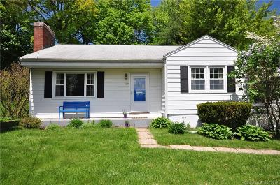 West Hartford Single Family Home For Sale: 320 Beechwood Road