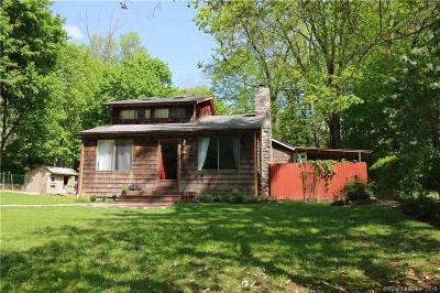 Ridgefield Single Family Home For Sale: 36 Cross Hill Road