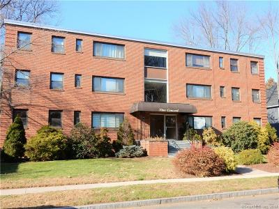 West Hartford Condo/Townhouse For Sale: 9 Concord Street #A4