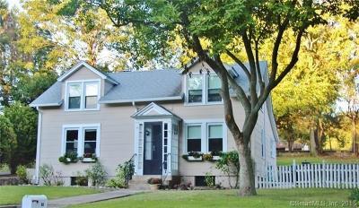 Westport Single Family Home For Sale: 40 Richmondville Avenue