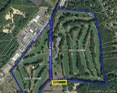 Windham County Residential Lots & Land For Sale: 154 Club Road