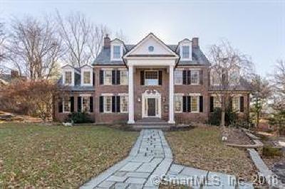 Hamden Single Family Home For Sale: 5 Prospect Court