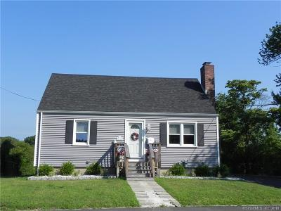Fairfield CT Single Family Home For Sale: $570,000