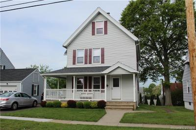 Stratford Single Family Home For Sale: 123 Franklin Avenue