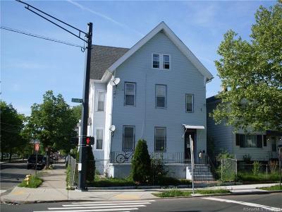 New Haven Multi Family Home For Sale: 89 Sylvan Avenue