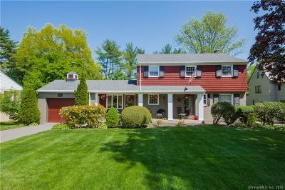 Hartford Single Family Home For Sale: 120 Terry Road