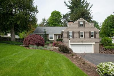 West Hartford Single Family Home For Sale: 561 Mountain Road