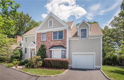New Canaan Condo/Townhouse For Sale: 101 Forest Street #D