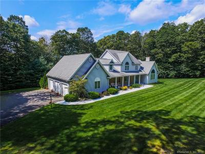 Middlebury Single Family Home For Sale: 215 Upper Whittemore Road