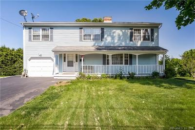 Southington Single Family Home For Sale: 43 Raynor Street