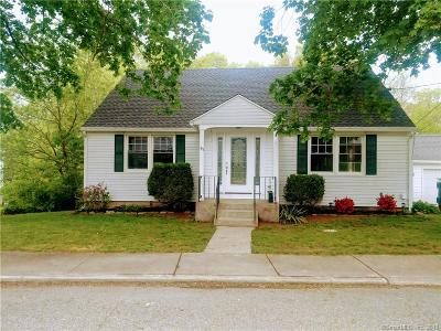Norwich Single Family Home For Sale: 33 Frank Street