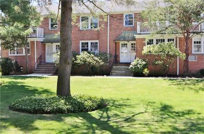 Greenwich Condo/Townhouse For Sale: 190 Putnam Park #190