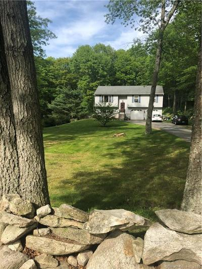 Windham County Single Family Home For Sale: 764 Cook Hill Road